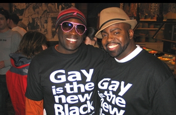 Gay black uk