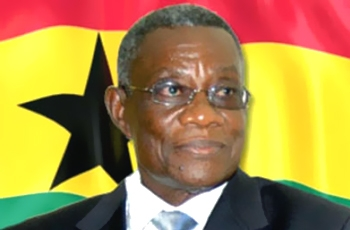 Ghanaian President Mills sadly passes away [1.5217391304348]
