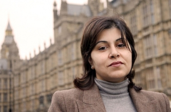 Baroness Warsi attacks bigotry [1.574358974359]
