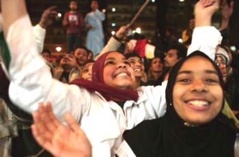 Egypt: Change has come [1.789156626506]