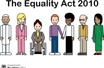 Government ignores Equality Act?  [1.3461538461538]