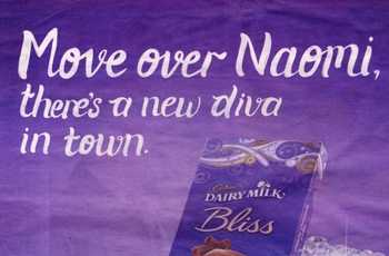 Cadbury's insult Naomi Campbell and Black women [1.5217391304348]