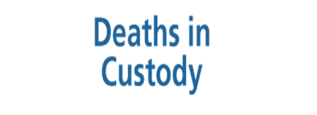 Deaths in custody: Huge rise in London  [2.7391304347826]