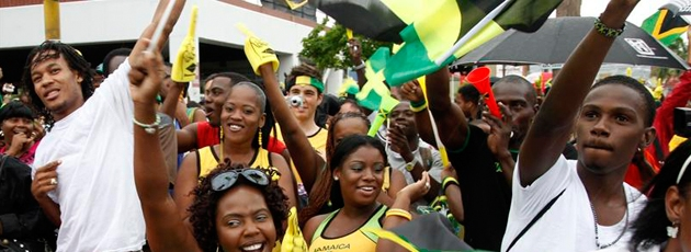 Jamaica celebrates the 50th year of independence [2.7391304347826]